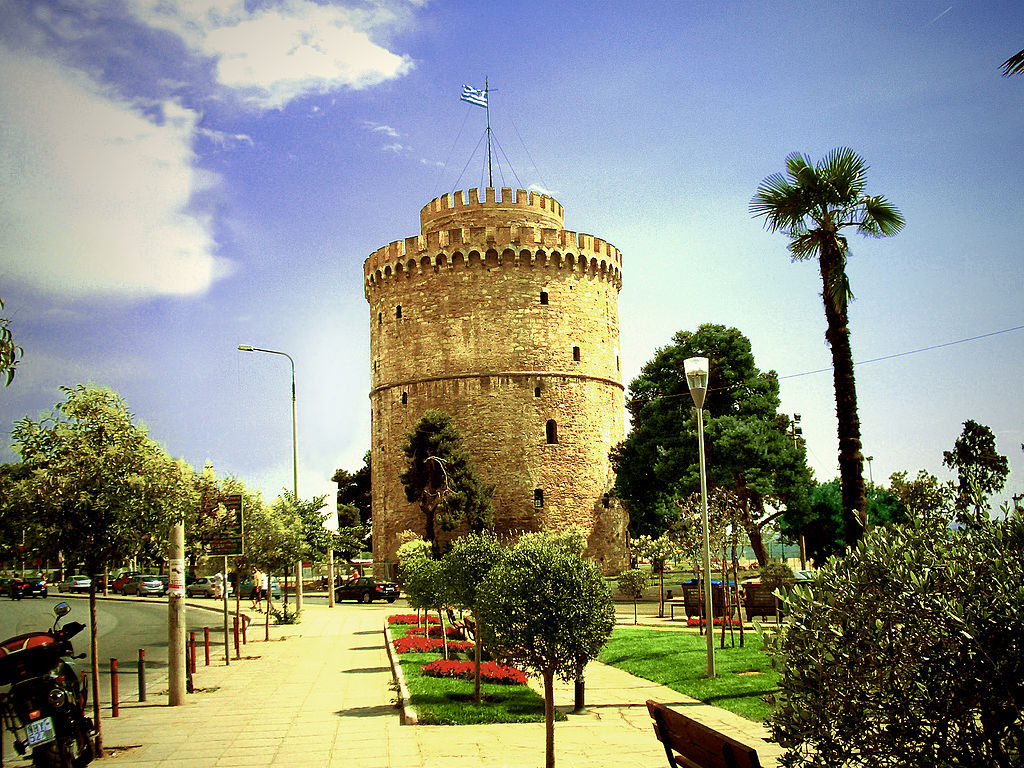 White Tower of Thessaloniki (Photo: https://hr.wikipedia.org)