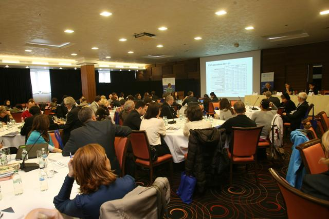 A two-day conference on civil society organisation (CSO) networks in the Western Balkan countries and Turkey, organised by the EU-funded TACSO project and the RCC Secretariat, held in Sarajevo (Photo TACSO/Sanela Tunovic)