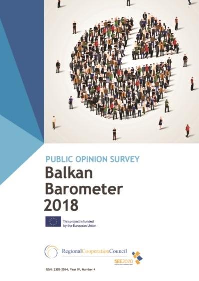 BALKAN BAROMETER 2018: PUBLIC OPINION SURVEY