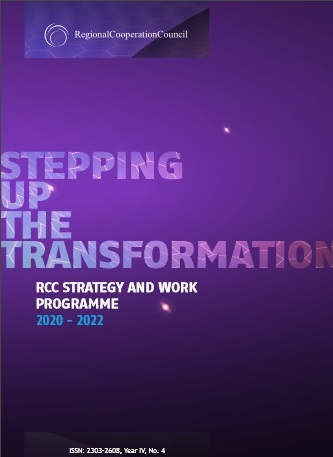 RCC Strategy and Work Programme 2020 –2022