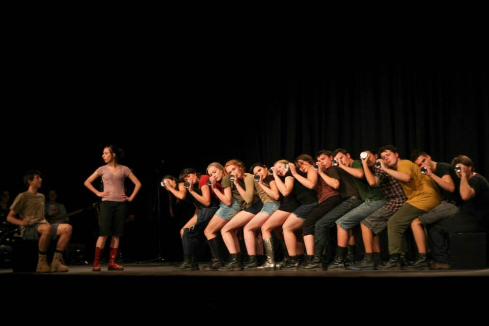 RCC supported 5th edition of the International Festival of High School Theatre – JUVENTAFEST, held on 9-13 September 2017 in Sarajevo. (Photo: www.juventafest.ba)