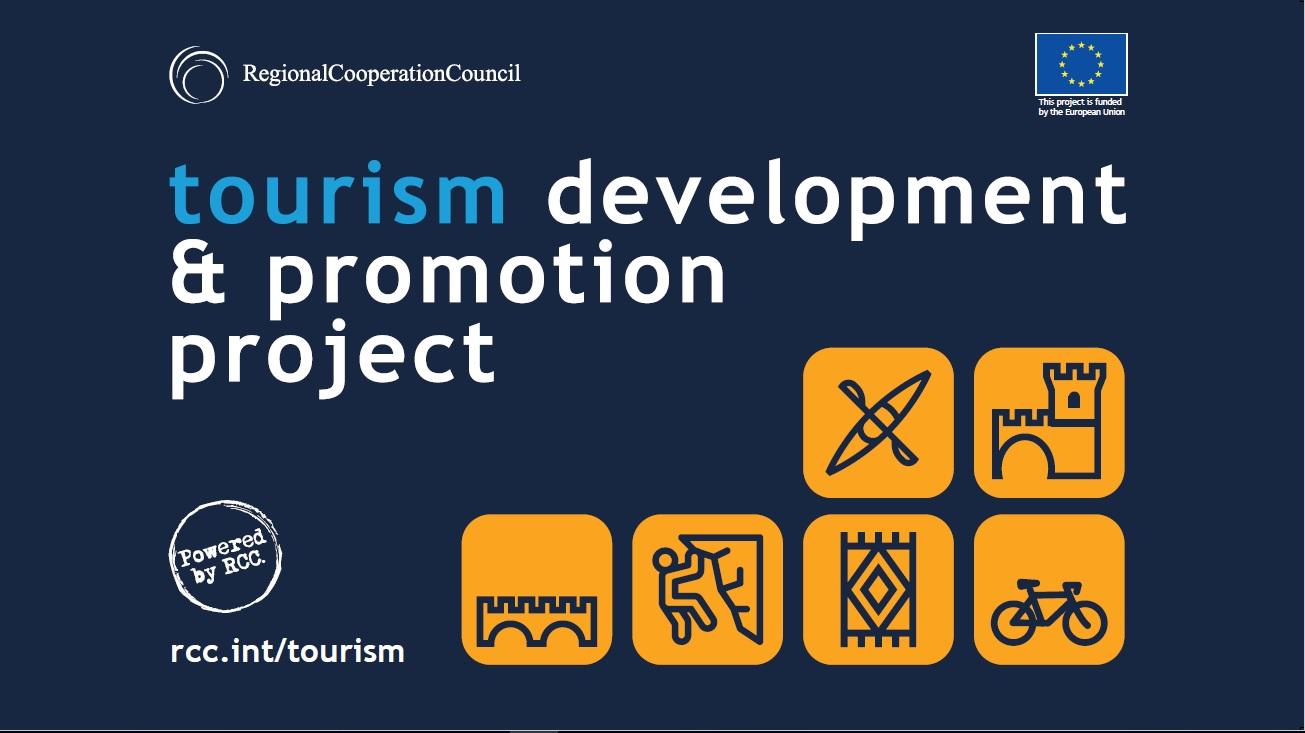 Tourism Development and Promotion (Illustration: RCC/Sejla Dizdarevic)