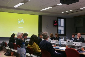 The RCC took part at the meeting of the Berlin process' Sherpas, organized by the European Commission, on 18 December 2017 in Brussels. (Photo: RCC/Ivana Petricevic)