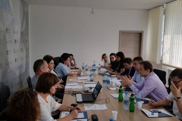 RCC's ESAP project takes Albanian Public Employment Service for a study visit to their colleagues in Prishtina (Photo: courtesy of Employment Agency in Prishtina)