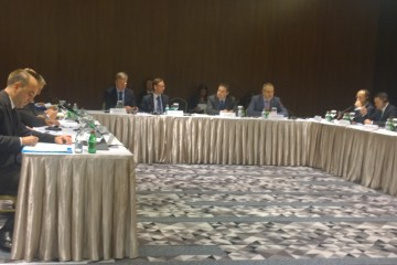 WB6 Meeting in Belgrade