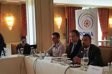 Third National Platform on Roma Integration, jointly organized by the RI2020 Action Team and the Office of the Prime Minister was held in Pristina on 21 September 2018 (Photo: RCC/Rada Krstanovic)