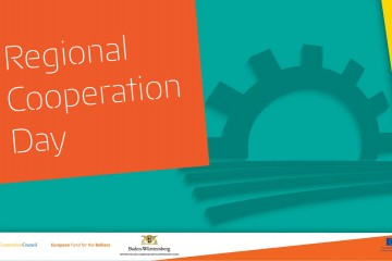 RCC Secretariat, in cooperation with Representation of the State of Baden-Württemberg to the EU, and European Fund for the Balkans, organizes Regional Cooperation Day, in Brussels on 6 May 2015.
