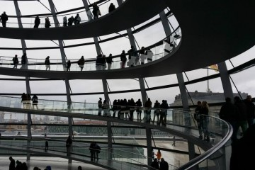 German Bundestag. (Photo RCC/Selma Ahatovic-Lihic)