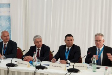 Meeting of Heads of National Security Authorities from South East Europe (SEENSA), held in Tirana on 24 October 2019 (Photo: RCC/Natasa Mitrovic)