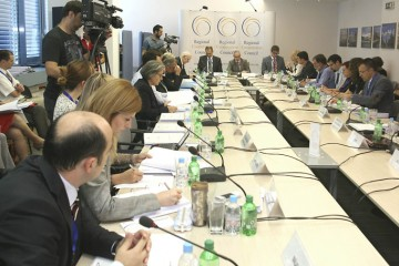 The 13th SEEIC meeting was hosted by the RCC Secretariat in Sarajevo, BiH, on 19 June 2013. (Photo RCC/Zoran Kanlic)