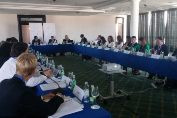 The South East Europe Investment Committee (SEEIC) meeting in Zagreb, Croatia on 26 June 2014 (Photo RCC)