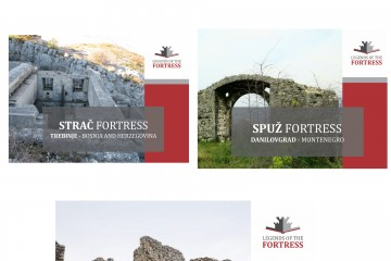 Legends of the Fortress, regional cultural tourism route, includes Caste of Lezhë in Albania, Strač Fortress in Bosnia and Herzegovina, and Spuž Fortress in Montenegro (Photo: Danilovgrad Municipality)