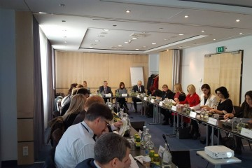 5th meeting of the SEE 2020 Strategy's Monitoring Committee, Vienna, 1 December 2017 (Photo: RCC/Nedima Hadziibrisevic)