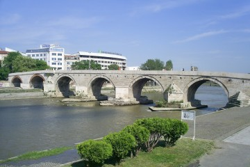 Skopje (Photo: en.wikipedia.org)