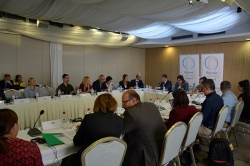 5th meeting of the Regional Working Group on Environment (RWG Env) in Belgrade, 20 June 2017 (Photo: RCC/Nadja Greku)