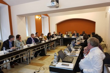 RCC hosts regional meeting on coordination and harmonization of spectrum policies in the Western Balkans, on 12 June 2018, in Prague. (Photo: RCC/Nadja Greku)