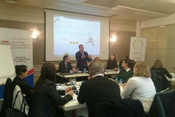 RCC, RAI and State Commission for Prevention of Corruption, co-organized the training on corruption proofing of legislation on 27-28 of March 2017 in Skopje.. (Photo: RAI Secretariat)