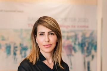 Secretary General of the Regional Cooperation Council (RCC) Majlinda Bregu (Photo: RCC/Armand Habazaj)