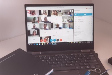 RCC hosted video-conference consultations with representatives of six Western Balkan Governments, EU and other regional stakeholders on joint actions to mitigate consequences of pandemic caused by Covid-19 on 18 March 2020 (Photo: Selma Ahatovic-Lihic)