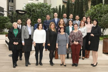 Roma Integration 2020 project's Task Force at their fourth meeting in Belgrade, 12-13 December 2019 (Photo: Roma Integration 2020)