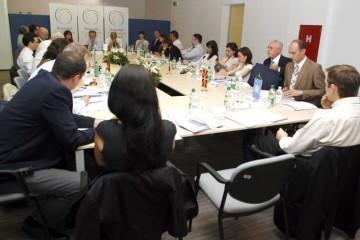 The first meeting of RCC national coordinators from South Eastern Europe, Sarajevo, 30 June 2008. (Photo RCC/Samir Pinjagic)