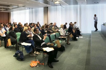 Joint RCC- DG JRC Workshop on Governance of Smart Specialisation and Training on the Entrepreneurial Discovery Process (EDP) in the Western Balkans, held at Technology Park in Ljubljana on 11-12 April 2018 (Photo: @LjTehnoloski)