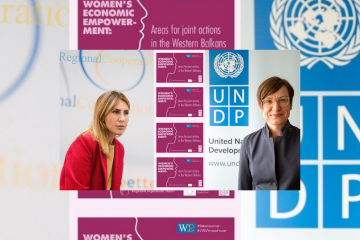 Op-Ed: Women's empowerment is essential to Western Balkans' efforts to build back better from the pandemic