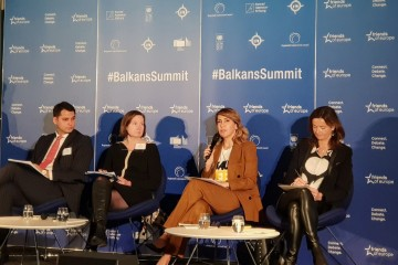 The 19th edition of the Annual Balkans Summit 'EU-WESTERN BALKANS - Enlargement, integration and the challenge of transformation', in Brussels on 4 December 2018 (Photo: RCC/Ivana Petricevic)