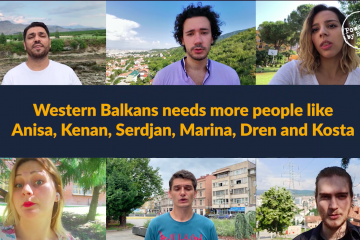 International Youth Day 2020; #WesternBalkans Youth Engagements During Pandemics