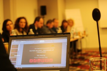 The 8th semi-annual meeting of the South East Europe Tourism Expert Group (TEG) under auspices of the RCC's Tourism Development and Promotion Project, in Vienna, 6 December 2018 (Photo: RCC/Nikola Gaon)