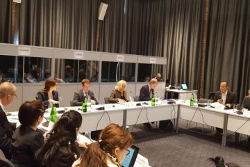 Judicial training institutions from Western Balkans and Turkey mapped the most important projects in the region and identified common needs as grounds for future cooperation at Coordination meeting in Belgrade, 10 November 2016 (Photo: RCC/Elvira Ademovic)