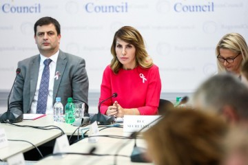 Regional Cooperation Council's (RCC) Board Meeting, in Sarajevo on 17 October 2019 (Photo: RCC/Armin Durgut)