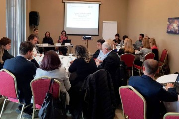 Workshop on Automatic Recognition of Academic Qualifications in Western Balkans, Podgorica, 27 March 2018 (Photo: RCC/Elvira Ademovic)