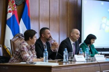 National Platform on Roma Integration in Belgrade on 26 June 2018 (Photo: RCC/Nemanja Brankovic)