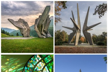 Balkan Monumental Trail encompasses region's iconic World War II (WWII) monuments