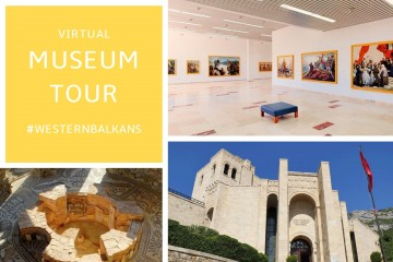 On 18 May, International Museum Day, we are taking you to virtual tour through Western Balkan museums