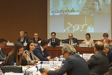 The Investment Policy Review of South East Europe, conducted by the UNCTAD with the support of the RCC, has been presented on 21 November 2017 in Geneva. (Poto: Ivana Gardasevic)