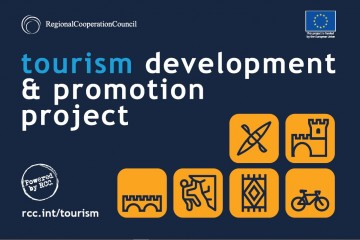 Tourism Development and Promotion (Illustration: RCC/Sejla Dizdarevic)