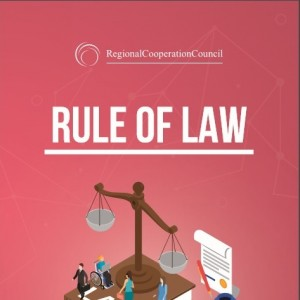 Rule of Law Brochure Cover page