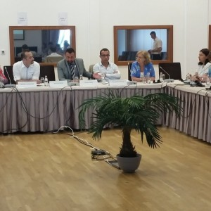 National Platform Meeting on Roma Integration in Albania on 11 June 2018 (Photo: RCC/Milica Grahovac)