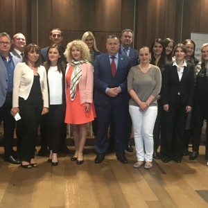 Participants of the RCC Tourism Expert Group (TEG) Meeting, in Sarajevo and Jahorina on 27 June 2018 (Photo: RCC/Nikola Gaon)