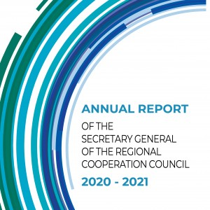 Annual Report of the Secretary General of the Regional Cooperation Council 2020-2021