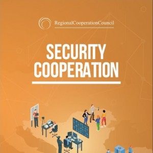 Security Cooperation Brochure Cover page