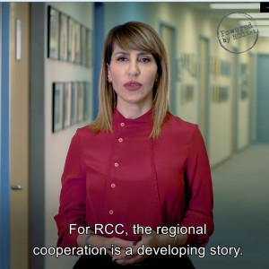 Bregu: For us at RCC, the Regional Cooperation is a Developing Story