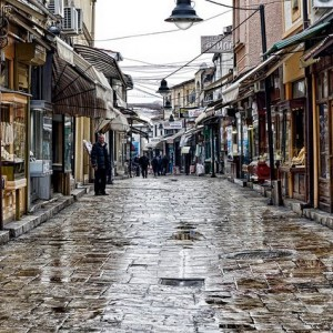 Intangible heritage of Skopje Old Town provides inspiration for multiple cultural tourism trails. (Photo: Institute for Strategic Research and Education, Skopje)