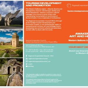 Western Balkans Cultural Routes: Awakening Art and Heritage