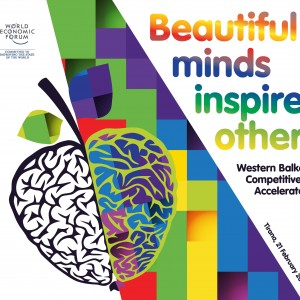 Beautiful Minds Inspire Others - Western Balkans Competitiveness and Innovation Accelerator