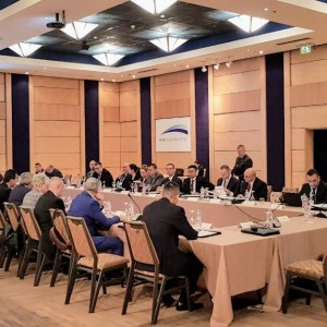 10th Conference of the South East European Military Intelligence Chiefs (SEEMIC), in Tirana on 7 November 2018 (Photo:RCC/Natasa Mitrovic)