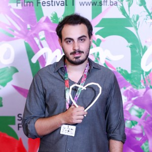 "Heart of Sarajevo for the Best Student Film 2019 goes to Nikola Stojanovic for ""Sherbet"""