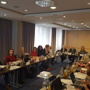 10th meeting of the SEE 2020 Strategy's Coordination Board, Vienna, 30 November 2017 (Photo: RCC/Nedima Hadziibrisevic)